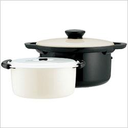 レンジでかんたんエコ調理鍋