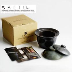 SALIU 炊飯土鍋2号炊