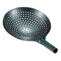 鉄 穴明 北京鍋