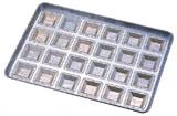 シリコン加工 カトラー60型 天板 24連